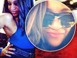 I will always love you: Bobbi Kristina pays tribute to her mother Whitney Houston as she posts candid pictures on Twitter