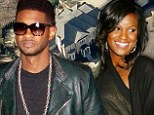 Eviction: Usher has asked his ex-wife, Tameka Foster Raymond, to move out of one of his properties