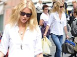 Birthday girl Gwyneth Paltrow celebrates the big 4-0 with her family in Italy