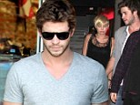 'He think she's an immature schoolgirl': Liam Hemsworth 'fed up with fiance Miley Cyrus's childish attitude'