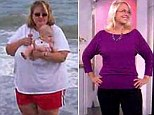 obese mom Today show Jenny hodges