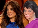 Kathy Wakile from the Real Housewives of New Jersey on BravoTV got a nose job