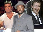 Simon Cowell teams up with Will.i.am to find the next Mark Zuckerberg