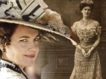 Elizabeth McGovern as Cora, the Countess of Grantham