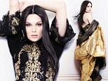 'That scary, cartoony thing was me two years ago... I've grown into fashion': Jessie J opens up about her style makeover as she poses for stunning shoot