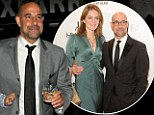I do... part two! Stanley Tucci and Felicity Blunt marry again in formal London ceremony and are joined by several A-list Hollywood stars