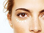 Eagle-eyed: The latest eye products claim to protect, repair and hydrate, not to mention minimising puffiness and dark circles