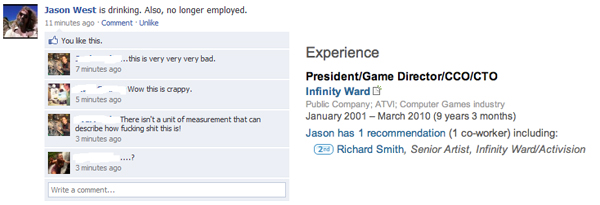 UPDATE: Security Appears Unannounced At Infinity Ward, Studio Heads Missing, Staff