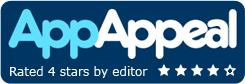 AppAppeal Four Star Rating