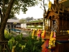 Grounds of Chedi
