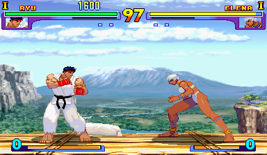 Street Fighter III : New Generation