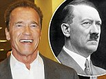 True Lies... Arnold Schwarzenegger makes a U-turn as he admits he lied about expressing admiration for Adolf Hitler