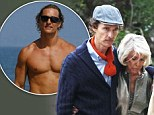 Time to stop now... Matthew McConaughey looks severely emaciated as he takes weight loss for AIDS role a step too far