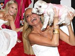 Kristin Chenoweth at the American Human Association Presents the 2012 Hero Dog Awards in Los Angeles