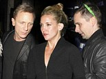 After the show it's the afterparty: Kate Hudson shows off her legs in short black dress as she joins Matthew Bellamy and Daniel Craig at SNL post show celebration