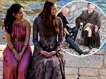 Lords and ladies: Game of Thrones is filming Season Three in the old city of Dubrovnik, Croatia
