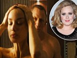 Adele's Skyfall theme accompanied by racy trailer that sees Daniel Craig's Bond strip for sexy shower scene