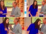 Cassie Slane faints on QVC