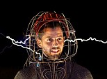 Protected: David Blaine's specially made helmet