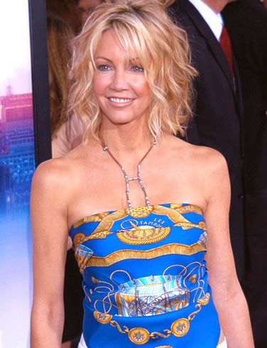 Heather Locklear, Lumbee