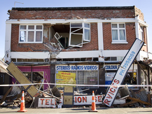 Night curfew for quake ravaged Chch (Source: Getty Images)