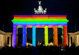 Berlin in a new light