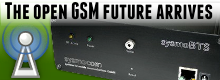 The open GSM future arrives
