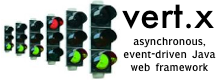 Vert.x – an asynchronous, event-driven Java web framework