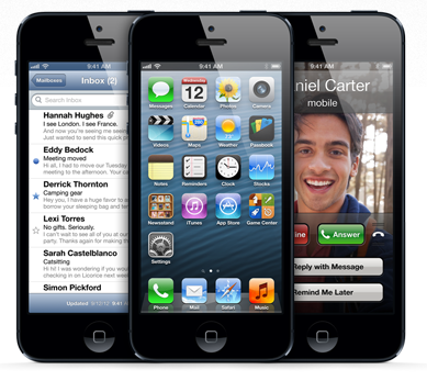 Capture2 Apple wraps off its first 4G LTE flagship smartphone; Apple iPhone 5 [Price, Specs & features]