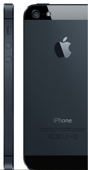 Capture3 Apple wraps off its first 4G LTE flagship smartphone; Apple iPhone 5 [Price, Specs & features]