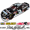 1:24 #3® 2001 GM Goodwrench Service Plus/OREO® Monte Carlo® Diecast Car FREE SHIPPING - Dale Earnhardts Oreo/Ritz® 2002 Monte Carlo® Diecast - Includes FREE Shipping Limited Offer!