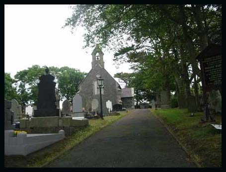 Ballyhalbert Parish Church