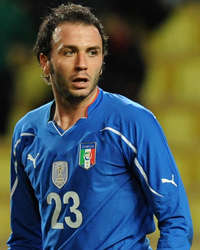 Giampaolo Pazzini - Italy (Getty Images)