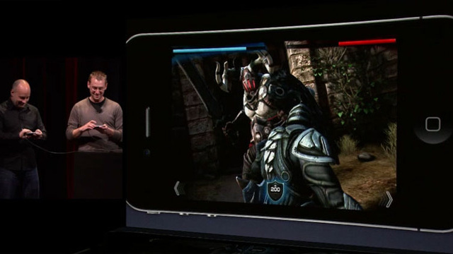 Project Sword Is Epic's First Unreal Engine iPhone Game