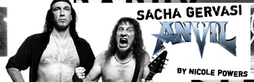 Sacha Gervasi: The Story of Anvil (A Tale of Two Metalheads)