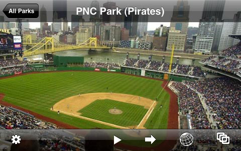Ballpark Envi shows the beauty of Pittsburghs PNC Park