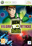 Go to Ben 10 Alien Force: Vilgax Attacks Xbox 360 Game Index