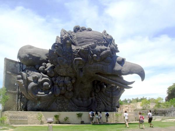 garuda wisnu kencana 10 600x450 - Beautiful Bali: Garuda Wisnu Kencana