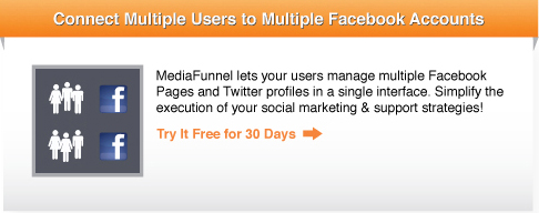 Manage Multiple Facebook Accounts