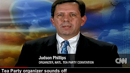 CNN Interview with Judson Phillips