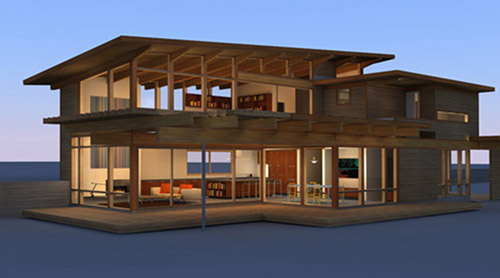 prefab, dwell, dwell on design, dwell home collection, turkel design, lindal homes