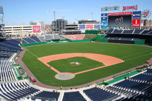Washington Nationals LEED Silver Stadium