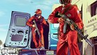 Grand Theft Auto V official artwork released