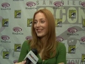 Gillian Anderson Interview - X-Files Movie 2008 Wonder Con