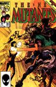 [New Mutants #30]
