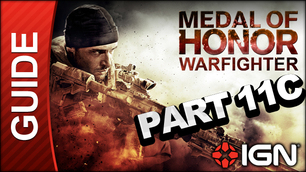 Medal of Honor Warfighter Walkthrough - Old Friends - Part 11C