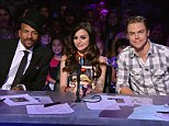 Spot the difference: Cher (L) is the spitting image of her former X Factor mentor Cheryl Cole (R)