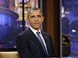 Response: When asked by NBC host Jay Leno over his rivalry with Donald Trump, Obama joked that that it stemmed from a soccer dispute when they were growing up in Kenya