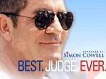 America needs Simon Cowell! X Factor chief attacks other judges in mock election video
