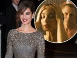 Live And Let Shy: Berenice Marlohe had to convince a nervous Daniel Craig to strip for Skyfall shower scene